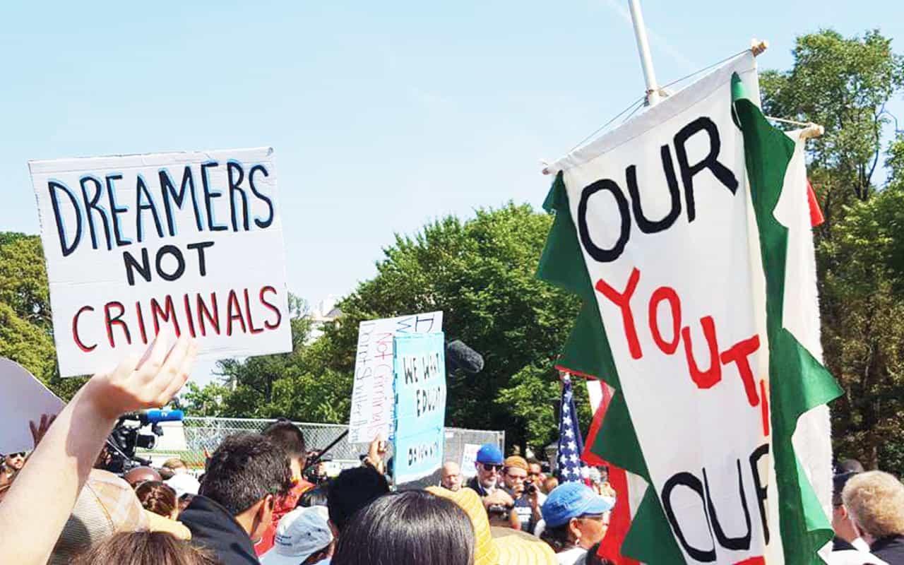 Estados Unidos: Actúa en favor de los Dreamers