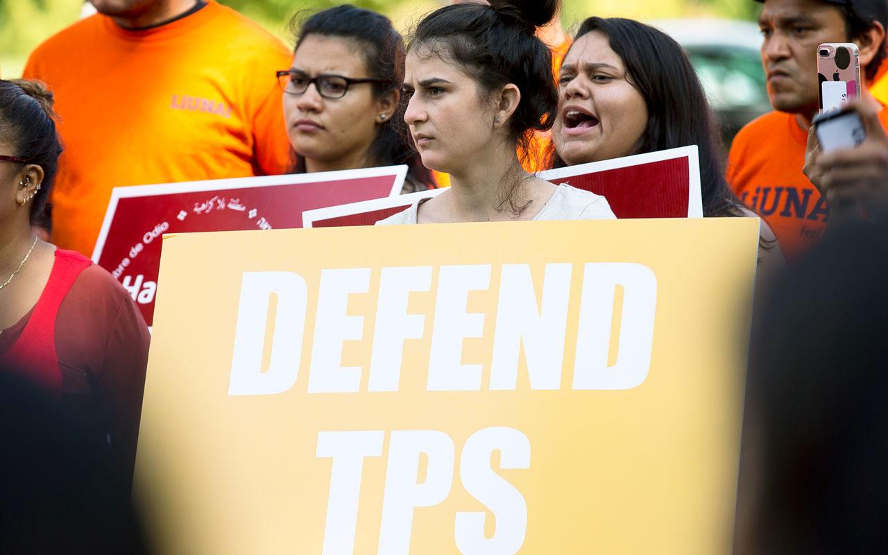 Estados Unidos: Protejer a los Inmigrantes Bajo el TPS