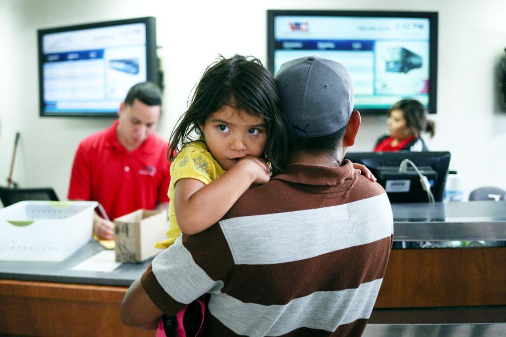 Estados Unidos: Familias Siguen Separadas