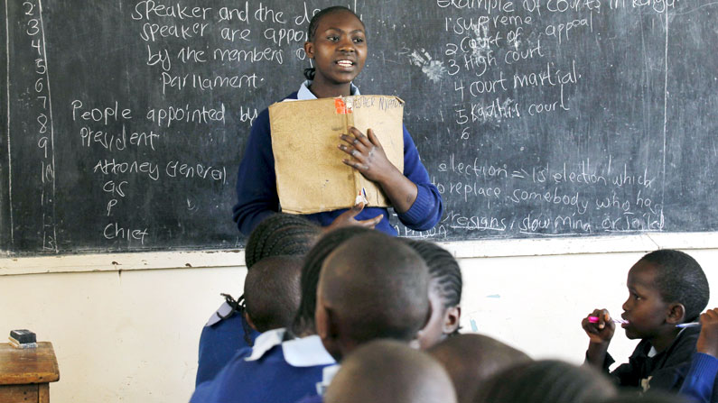 Naciones Unidas: Emponderando a Mujeres y Niñas