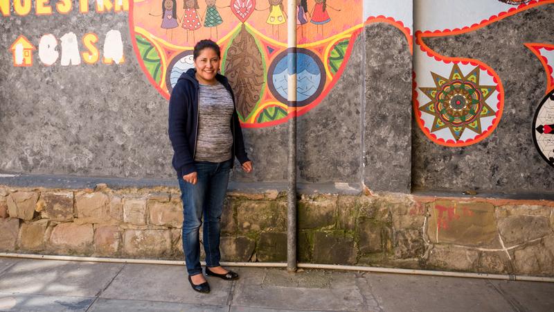 Un nuevo comienzo para niñas en Bolivia
