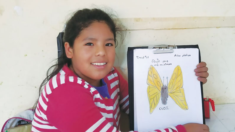 La Presencia de Dios y la Mariposa Monarca