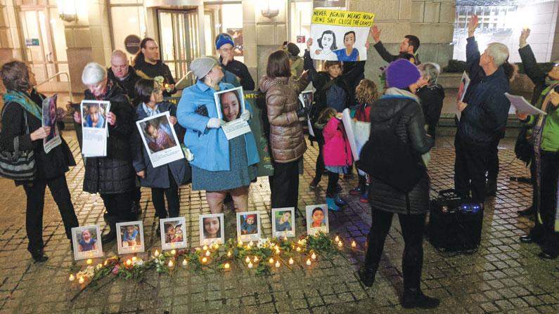 Estados Unidos: No a la muerte de niños migrantes
